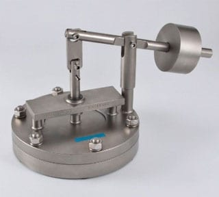 Vacuum Valves, weight loaded